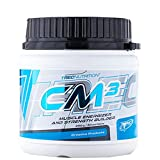 TREC NUTRITION CM3 POWDER 250g Grapefruit CREATINE MALATE IN POWEDERED FORMULA MUSCLE BUILD AND SUPPORT by Vitamin Shop Online