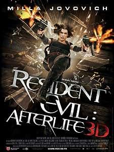 Resident Evil : Afterlife 3D Affiche 120x160 cm pliée - Poster CineShopping