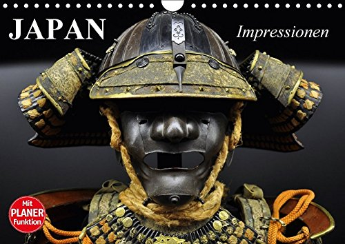 Japan Impressionen (Wandkalender 2017 DIN A4 quer): Das Land der aufgehenden Sonne (Geburtstagskalender, 14 Seiten) por Elisabeth Stanzer