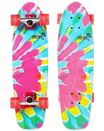 39b0daa347 obfive Cruiser Longboard to Dye for 28