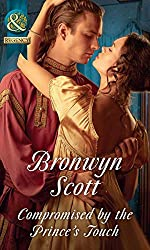 Compromised By The Prince's Touch (Mills & Boon Historical) (Russian Royals of Kuban, Book 1)