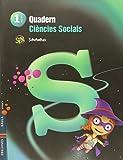 Quadern Ciencies Socials 1º Primaria (Superpixépolis) - 9788426394132