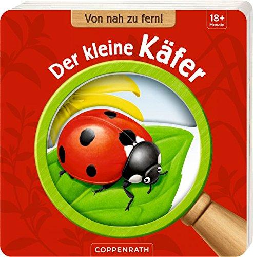 Von nah zu fern!: Der kleine Käfer (Marienkäfer Spielzeug)