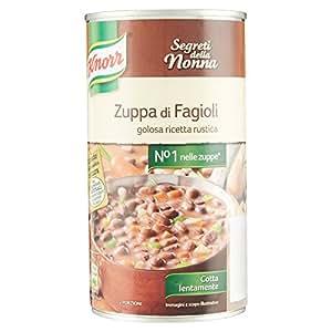 Knorr Zuppa di Fagioli, Cotta Lentamente - 500 gr
