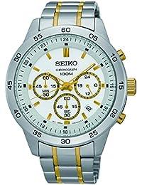 Seiko Herren-Armbanduhr SKS523P1