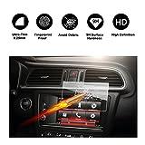 RUIYA Protecteur d'écran en verre trempé pour système de navigation (2015-2017) Renault Kadjar R-Link 2,Cristal clair HD,Protecteur d'écran,anti-rayures [7 pouces]