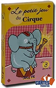 Jeu de 32 cartes : Le petit jeu du Cirque