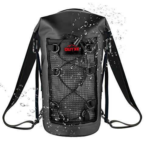 OUTXE IPX7 Wasserdichter Packsack für Rucksack 10L Total Versiegelt Taschen