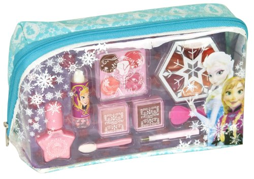 Markwins 9341110 Frozen Anna, Borsa Make Up