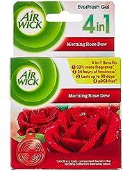 Airwick Everfresh Gel Bathroom Air Freshener - Morning Rose Dew (50 g)