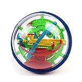 Juguete del bebé, RETUROM 100 Barreras 3D Laberinto Magia Intelecto Bola Balance Maze Puzzle...
