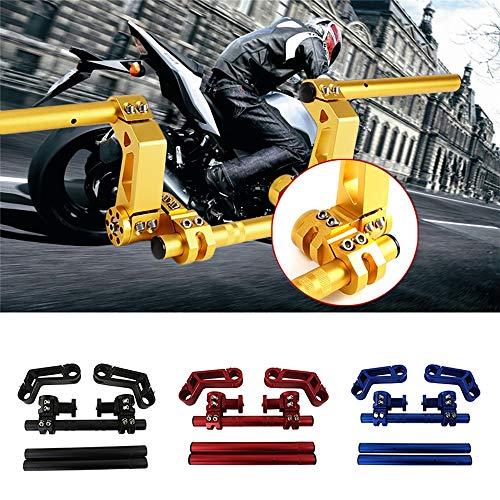 LYDZ-AutoAccessory Motorradteile CNC Motorrad Lenker 7/8