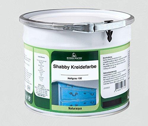 shabby-chic-mobili-color-gesso-matt-lacca-stile-country-aspetto-vintage-750ml-grigio-chiaro-100