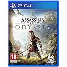 Assassins Creed: Odyssey PS4 Playstation 4 Games CD