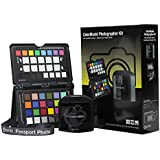 X-Rite CMUNDISMSCCPP ColorMunki Kit de Photographe/Affichage/ColorChecker Photo de passeport Noir