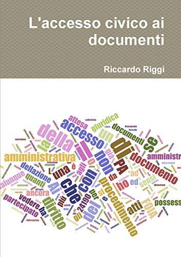 L'accesso civico ai documenti