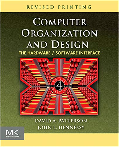 Computer Organization and Design: The Hardware/Software Interface (The Morgan Kaufmann Series in Computer Architecture and Design) (Computer-security-hardware)