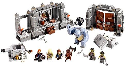LEGO Herr der Ringe 9473 - Die Minen von Moria (Die Lego Herr Der Ringe)