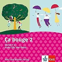 Ça bouge / Ça bouge 2: Audio-CDs, 10er-Paket