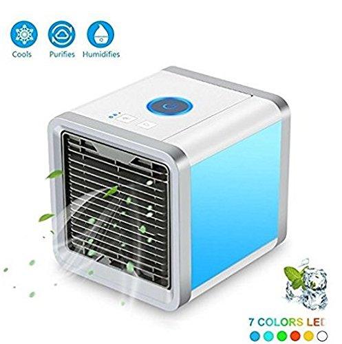 ARCTIC AIR Enfriador de espacio personal, compacto y ecológico