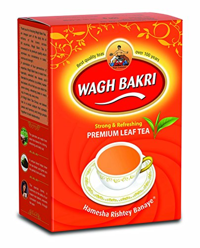 Wagh Bakri Leaf Tea Carton Pack, 250g