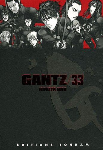 Gantz Vol.33