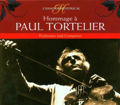 Tortelier : Pièces de Paul Tortelier