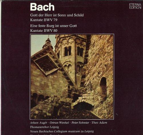Preisvergleich Produktbild Bach-Kantaten - Dirigent: Hans-Joachim Rotzsch