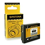 Batería DMW-BLH7 / DMW-BLH7E para Panasonic Lumix DMC-GM1 [Li-Ion - 600mAh - 7.2V]