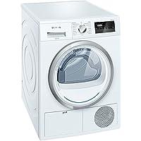 Siemens WT45N200GB iQ300 iSensoric 8kg Freestanding Condenser Tumble Dryer (White)