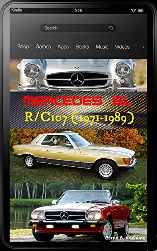Mercedes-Benz, The SL story, R107, C107 with buyer's, gebraucht gebraucht kaufen  Wird an jeden Ort in Deutschland