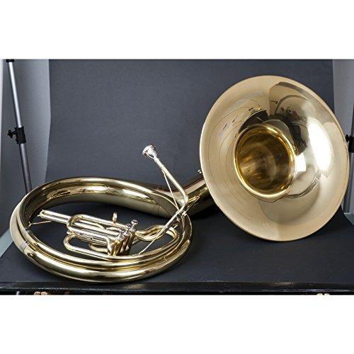 MZSH-100L Bb-Sousaphone Messing, Lackiert B-Stock DEMO