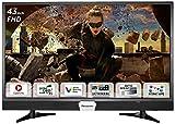 Panasonic 108.2 cm (43 inches) Viera TH-W43ES48DX Full HD Smart LED TV