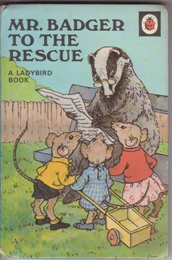 mr-badger-to-the-rescue-ladybird-series-401