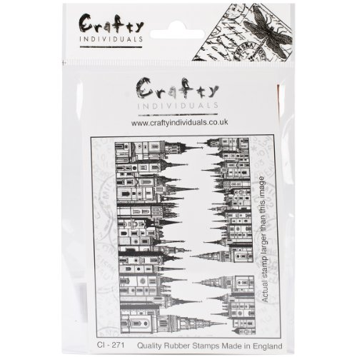 crafty-individuals-unmounted-rubber-stamp-475x7-pkg-town-house-rows