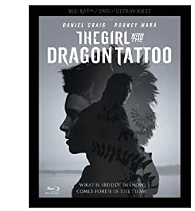 Girl With the Dragon Tattoo [Blu-ray] [2011] [US Import]