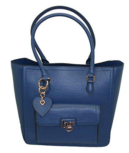 Borsa shopping due manici BLUGIRL by blumarine BG 913002 women bag BLU