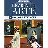 Lezioni di arte. Vol. A-B-Quaderno per lo sviluppo delle competenze con glossario illustrato. Per la Scuola media