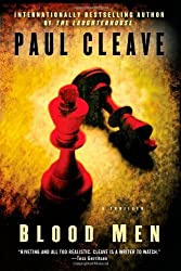 Blood Men: A Thriller (Christchurch Noir Crime Series) by Cleave, Paul (2013) Paperback