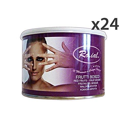 set-24-roial-cera-barattolo-frutti-di-bosco-400-ml-cura-del-corpo