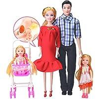 Suchergebnis Auf Amazon De Für Schwangere Barbie Puppe Spielzeug