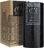 Earl Grey Teebeutel - Klassischer, BIO Schwarztee mit Bergamotte, ganzes Blatt, Luxus Teebeutel in Teedose, 60
