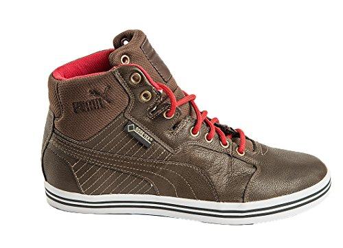 Puma Herren Schuhe Midcut Rugby Schuhe Tatau Gore-Tex®-Leder - Chocolate Brown Chocolate Brown
