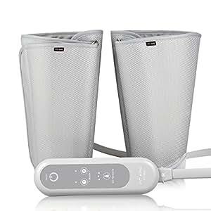 fit king appareil de massage lectrique pour jambes circulation et massage pieds avec contr leur. Black Bedroom Furniture Sets. Home Design Ideas