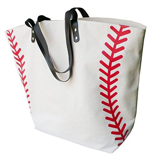 Baseball Tasche groß Baseball Print -