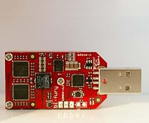 Bi Fury 5+ GH/s Bifury USB ASIC Miner - Dual-chip BitFury Bitcoin Miner