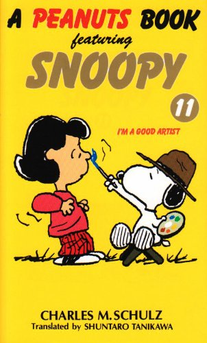 A peanuts book featuring Snoopy (11)