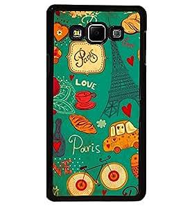 PrintVisa Beauty Of Paris High Glossy Designer Back Case Cover for Samsung Galaxy A5 :: Samsung Galaxy A5 Duos :: Samsung Galaxy A5 A500F A500FU A500M A500Y A500YZ A500F1/A500K/A500S A500FQ A500F/DS A500G/DS A500H/DS A500M/DS A5000