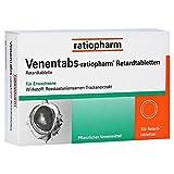 Venentabs ratiopharm Retardtabletten 100 stk