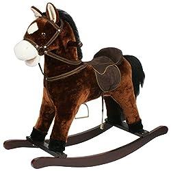 Sweety - Toys 3686 Schaukelpferd My Favorite braun